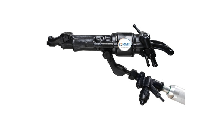 RMT rock drills are a combination of high performance and reliability. It has low spare parts consum...