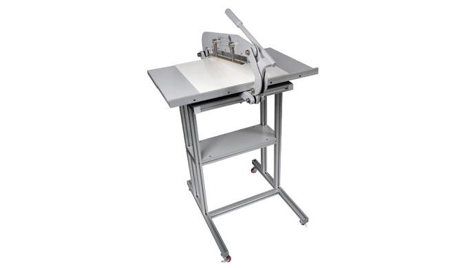 Textile Sample Cutting Machine