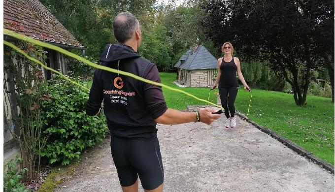 Services de coaching à domicile proposés: Perte de poids Programmes course à pied avec test VMA Gym ...