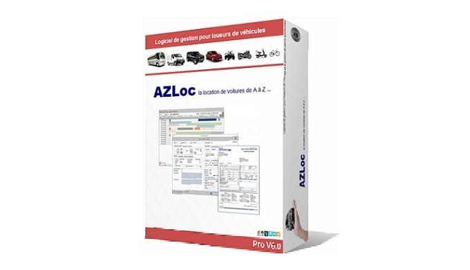 Gérer votre activité comme un pro AZLoc Pro permet de gérer votre flotte de véhicules de location ef...