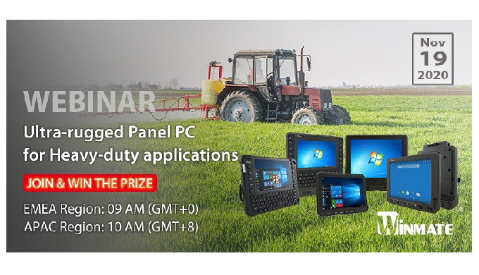 Ultra-Rugged Panel PC for Heavy-Duty Applications