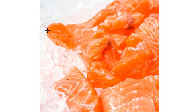 Arctic Salar - Bits & Pieces, skinless