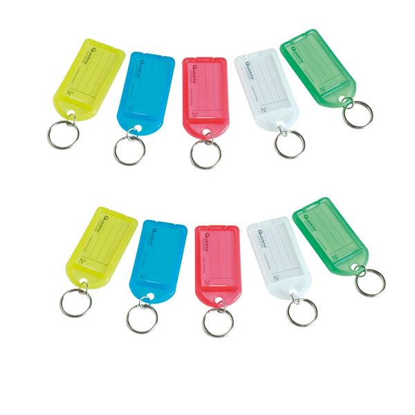 Utilisation par des entreprises, collectivités, magasins pour identifier les clés en toute simplicit...