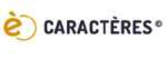 CARACTERES (Caractères SAS)