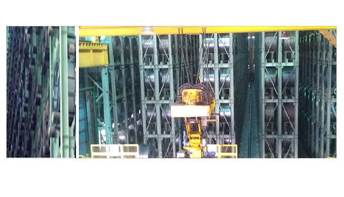 HBS(Haute Baie de Stockage) solutions d'Automatisation