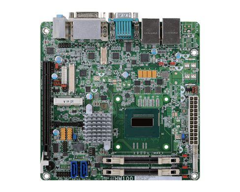 HM100-HM86 | 4th Gen Intel Core | Mini-ITX | DFI