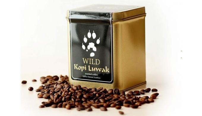 Купить кофе Копи Лювак можно с доставкой по Украине
