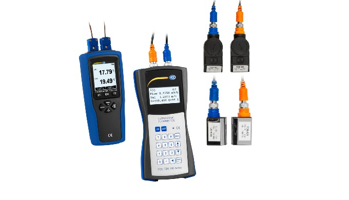 Heat Flow Meter PCE-TDS 100HS+ Series