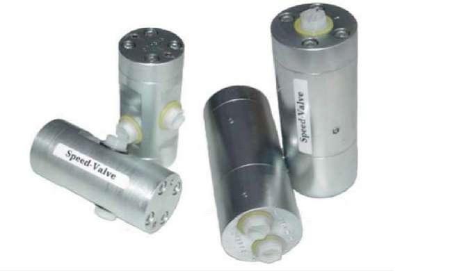 Regenerační ventily pro hydrauliku Řada regeneračních ventilů, které zvyšují rychlosti pohybu...