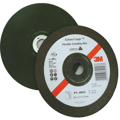 3M Brusný disk Green Corps