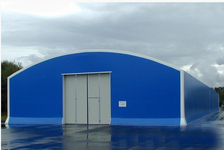 PMH Torrluftslagers täta konstruktion gör att den lämpar sig mycket väl för avfuktning. Liten invest...