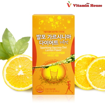 [VITAMIN HOUSE]  Sparkling Garcinia plus Vitamin Lemon