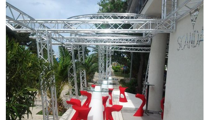 Frames for canopies