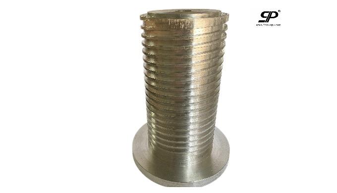 OEM Aviation aluminum components for labortary 1. Materials--Processing various aluminum materials a...