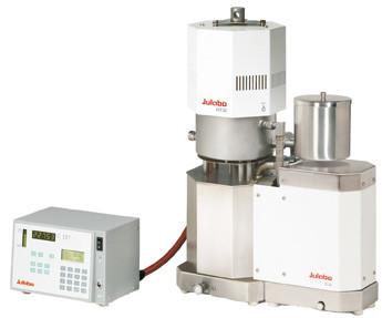 Hoge temperaturen-thermostaat met hoog vermogen voor werktemperaturen tot +400 °C. JULABO thermostat...