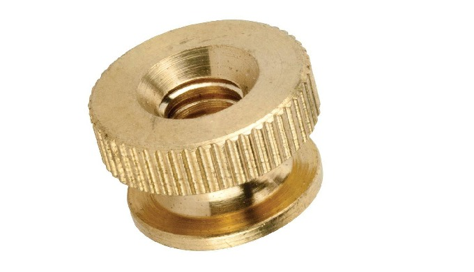 Brass Thumb Nut