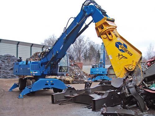 GENESIS produce echipamente de lucru pentru excavatoare si incarcatoare manipulatoare, precum: - foa...