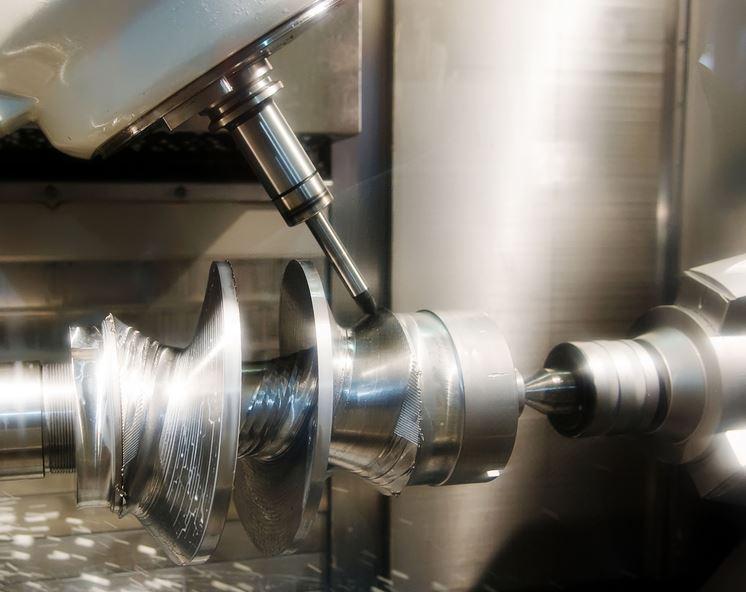 Usinage de pièces métalliques au service de l'industrie nucléaire