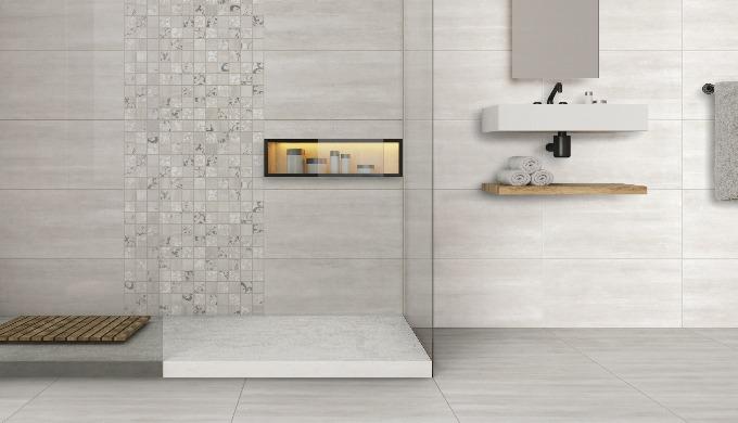 Keramische Wandplatten für den Innen- und Aussenbereich. Mit über 5'000 verschiedenen Platten steht ...