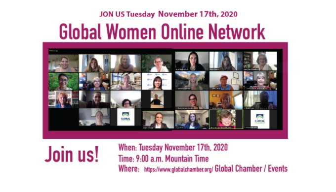 GLOBAL WOMEN ONLINE NETWORKING
