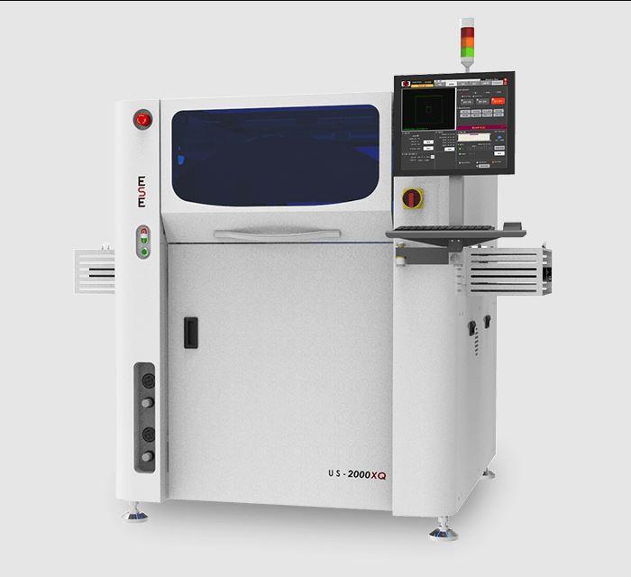 Machine de sérigraphie US-2000XQ