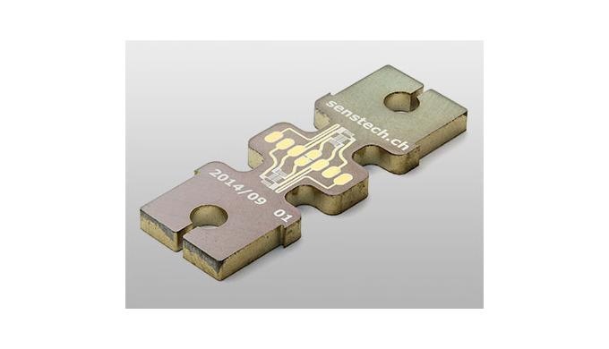 Diese Dünnschicht-Sensorelemente können, mit dem entsprechenden mechatronischen System ausgerüstet, ...