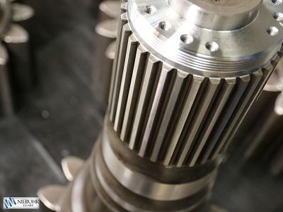 Hos Niebuhr Gears har vi specialiseret os i at fremstille cylindriske tandhjul til stort set alle fo...