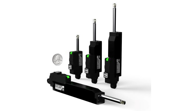 Mini Linear Servo Actuator : Position Control Lineup