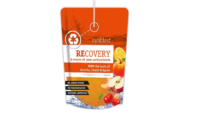Specially Developed Funcional Drinks : Re-Cover Re-Charge Re-Hydrate