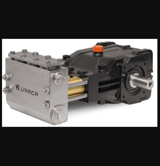 Pompes haute pression avec des rendements mécaniques élevés: Pompe P3-15