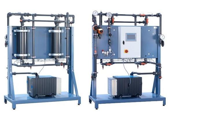 Silhorko-Eurowater, Deaeration, Membrane degasser
