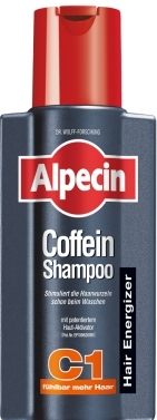 ALPECIN Альпецин Кофеиновый Шампунь от выпадения волос