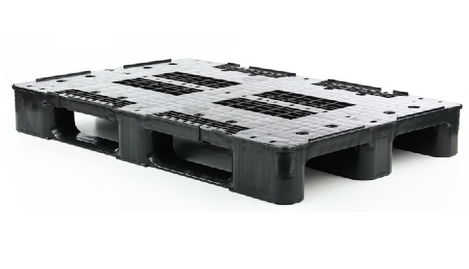 Rackpal pianale forato 3 traverse