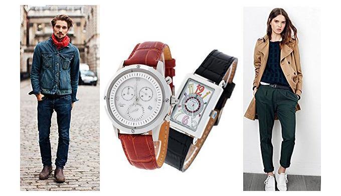 Как выбрать брендовые часы?