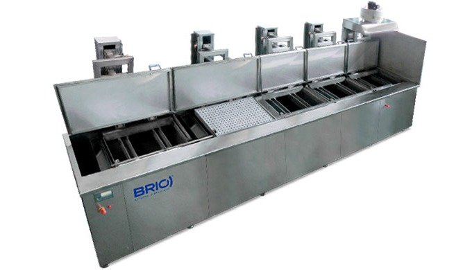 BRIO Multistage equipment