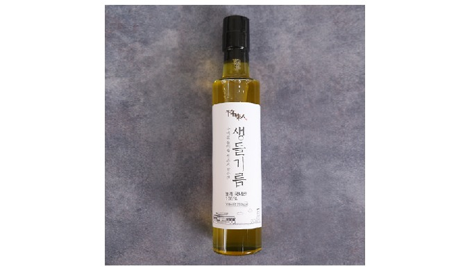 Premium Korean Perilla Oil