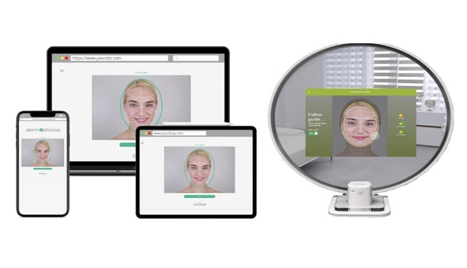 Chowis will newly launch Online Contactless Skin Analysis system based on AI and Big Data - mySkin Choice & Dermochoice