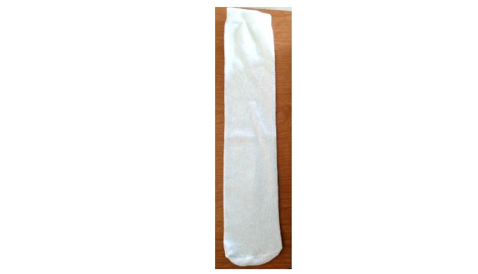 Chaussette pour salle blanche, ultra propre, laboratoire... Emballage protecteur individuel.