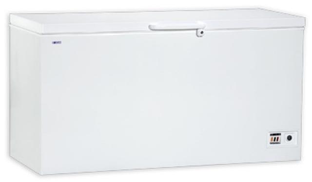 Ladă congelatoare cu capac compact | UDD 560 BK