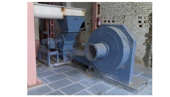 Pneumatic Conveying System for Rice Husk / Baggasse cillo