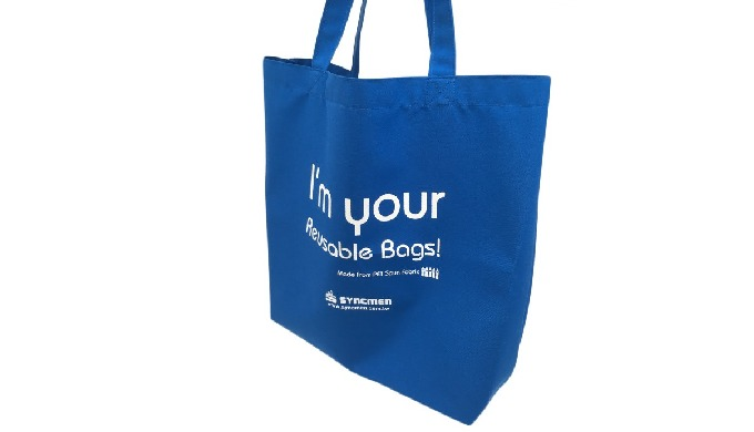 RPET reusable tote bags