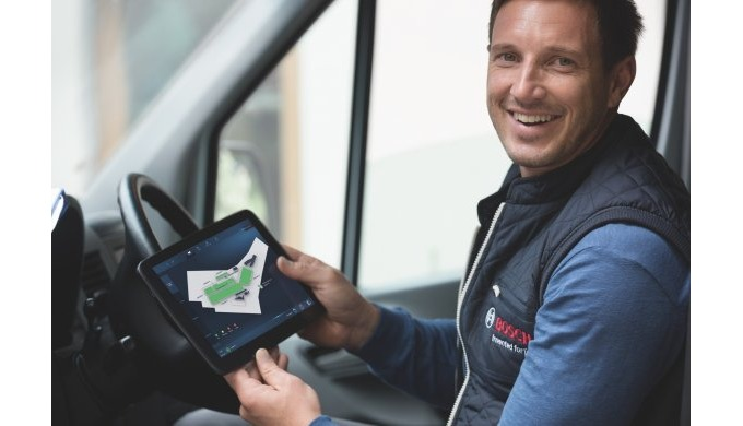 Bosch Fernzugriff MEC Remote