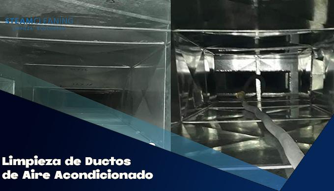 Los ductos de aire acondicionado sin mantenimiento son los culpables de la pésima calidad del aire e...