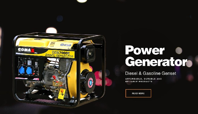 Power Generator Manufacturer in Dubai