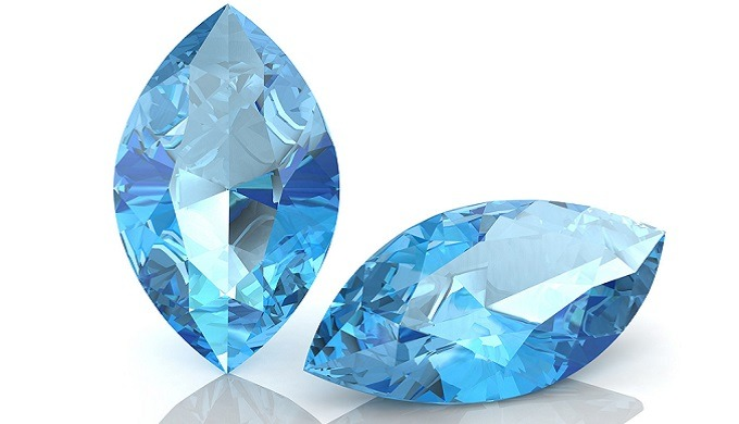 Birthstone of March Symbol : Hope, Eternal youth, Happiness Origin : Natural Mineral Application : C...