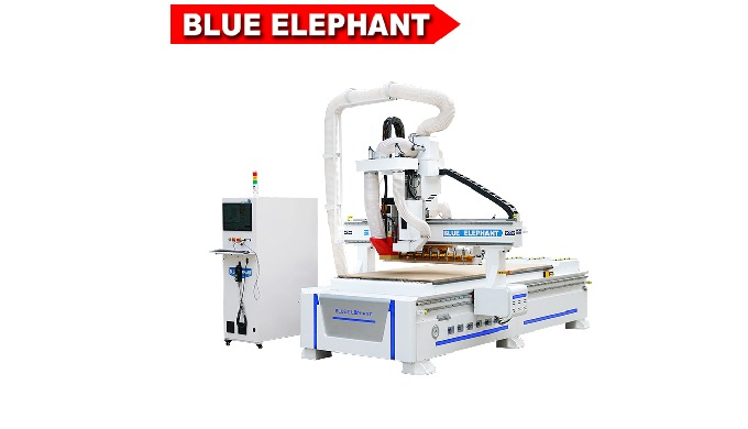 new design 1325 atc cnc router with auto loading table engraving on wood for furniture