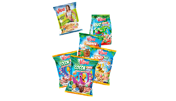 Viva cereals are a healthy choice for your breakfast, providing you energy and vitamins for whole da...