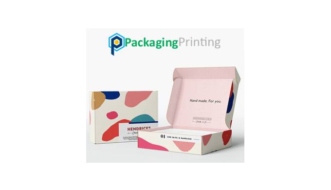 Excellently designed mailer boxes to be the ideal boxes for giving a decent impression and deliverin...