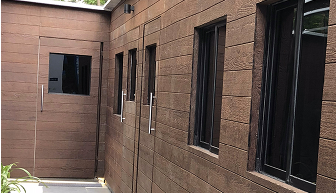 Australian owned and manufactured with a better than zero carbon footprint, Weathertex 's external t...
