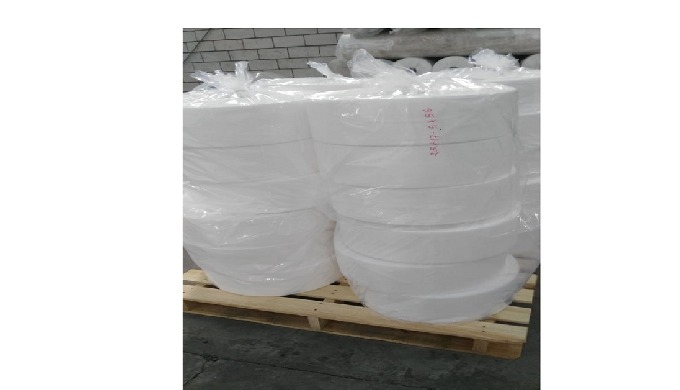Spunbonded Nonwoven Fabric White